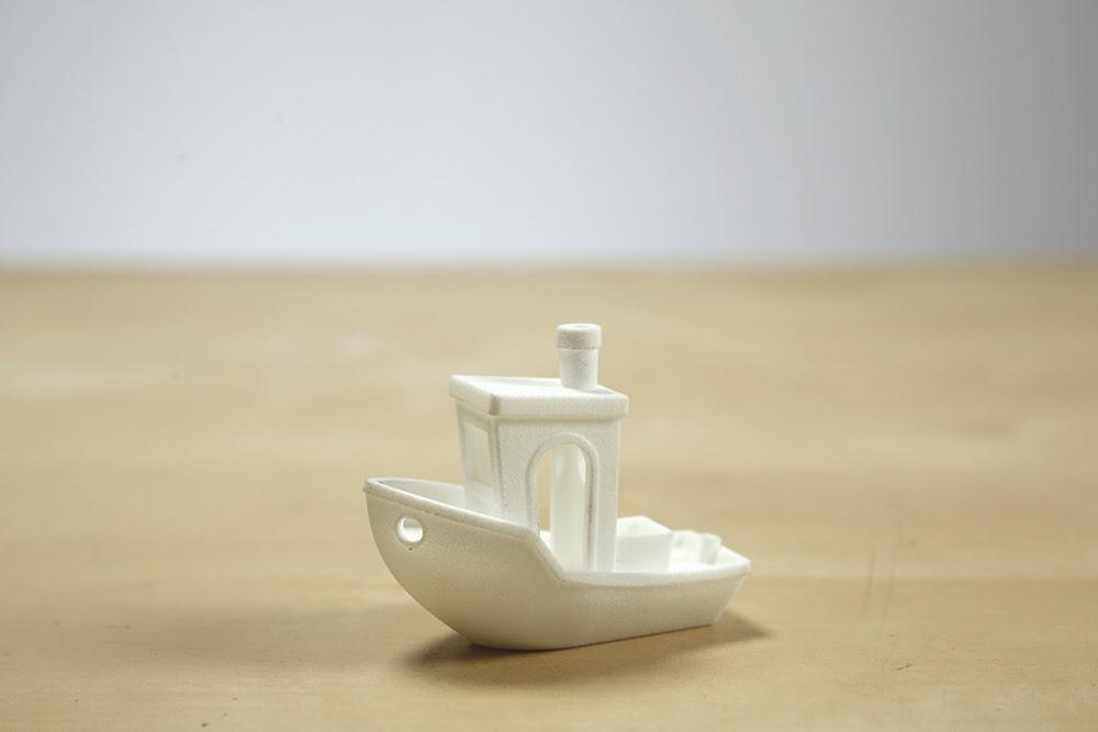 Impresión 3D SLS