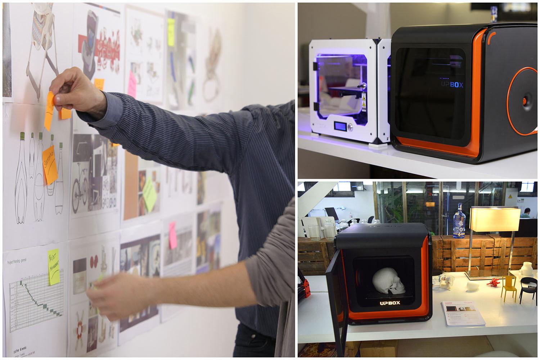 Design Process and 3D printing