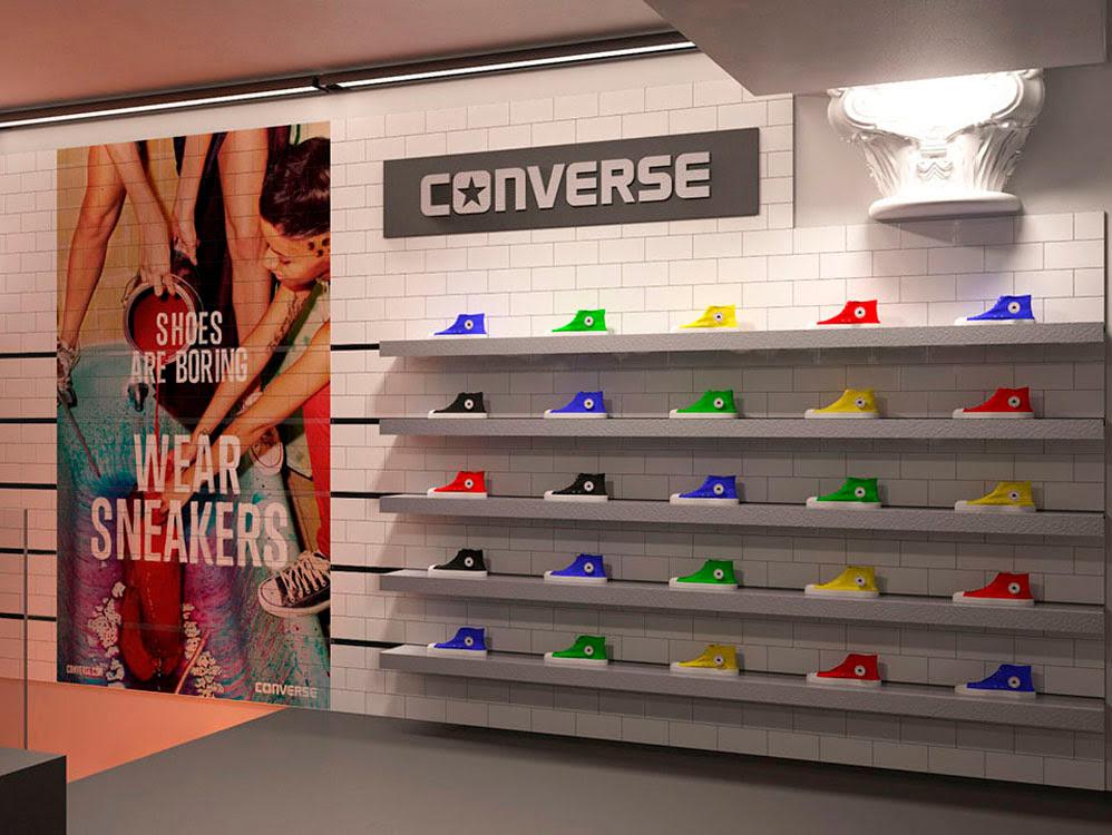 Converse for Casas