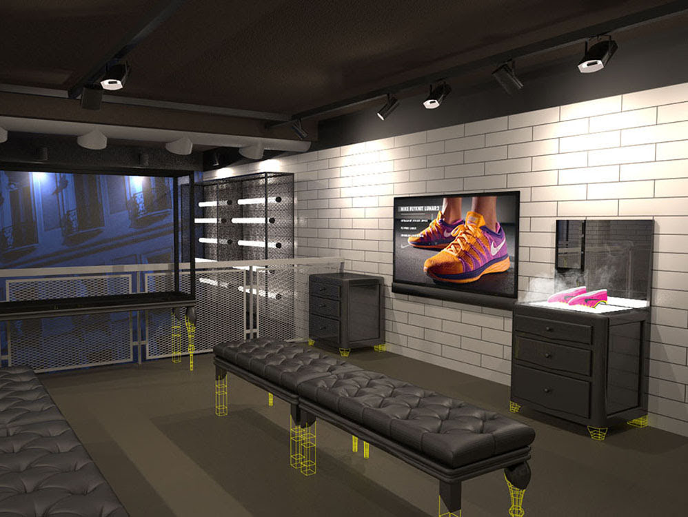 Nike Gran Via Madrid