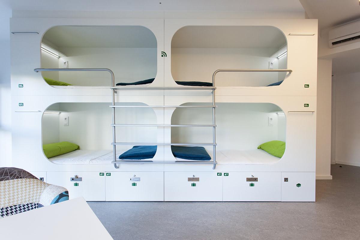 DreamCube Hostel