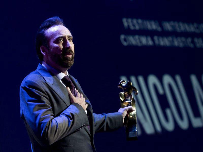 Sitges_2018_innou_trofeo_Nicolas_Cage