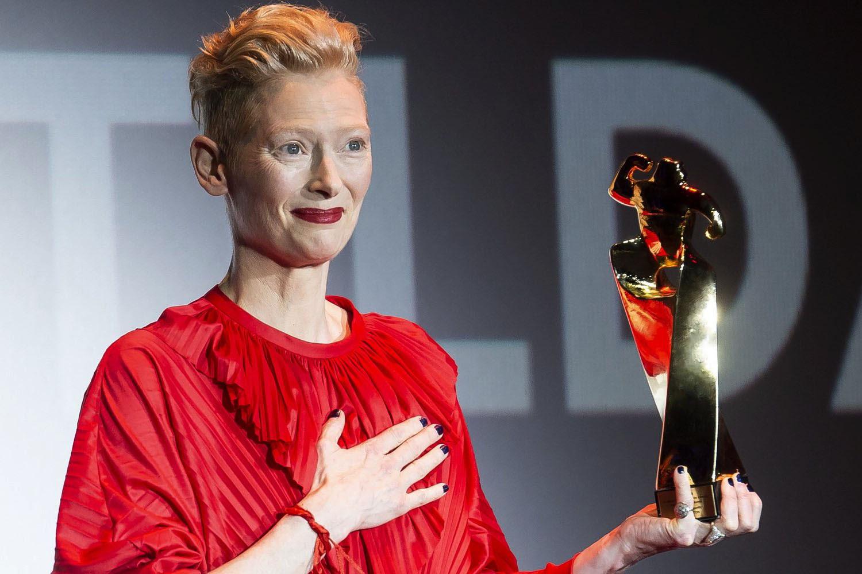 Tilda_Sitges_award